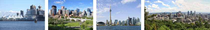 Canadian cities for expatriates